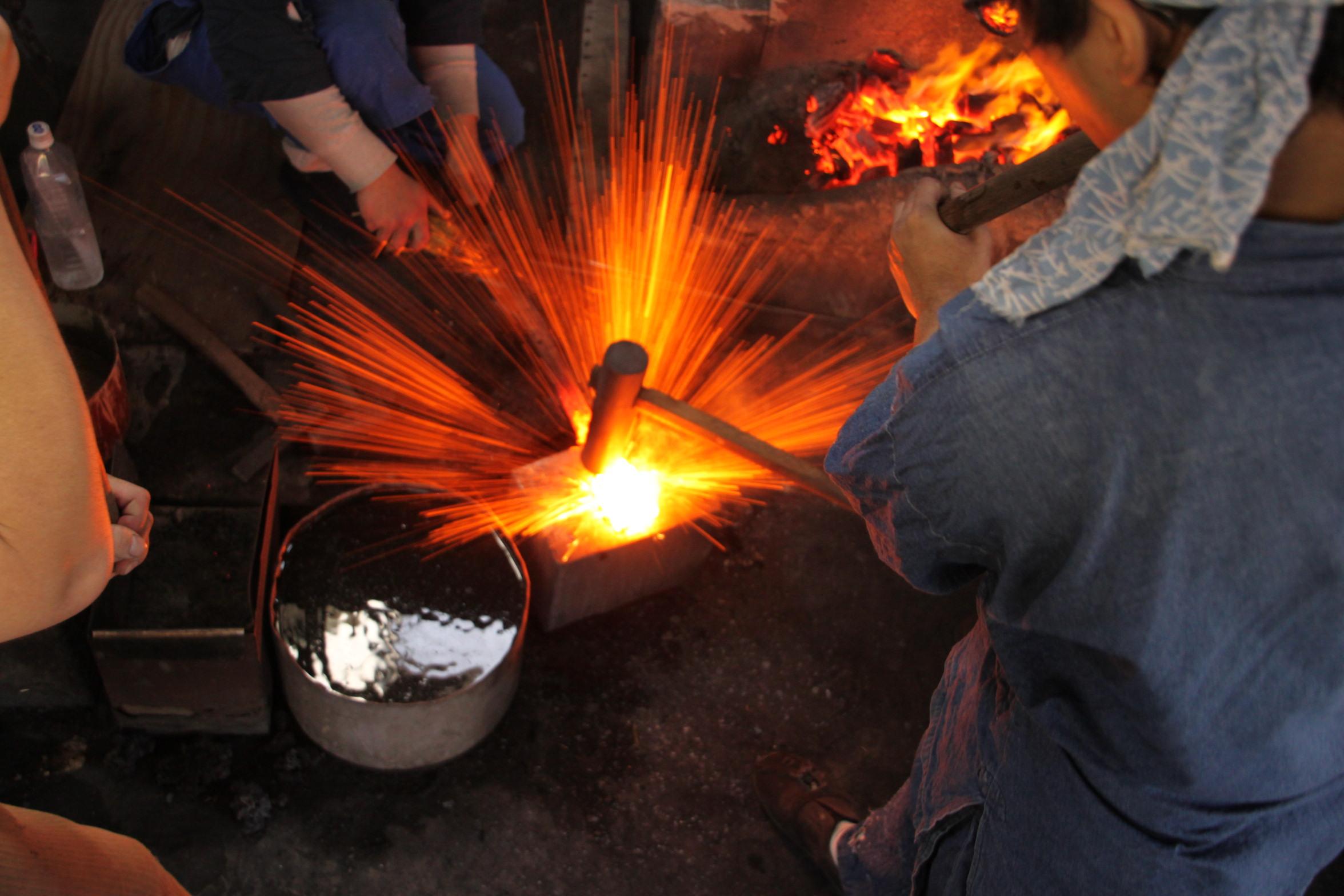 日本 刀 作り方